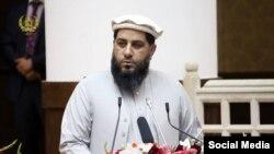 د مشرانو جرګې رئیس فضل الهادي مسلمیار