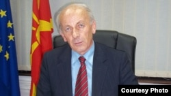 Macedonia - Tome Adziev, president of Macedonia lustration committee - N/A