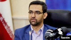 Iranian minister of Communication in Rouhani's cabinet, Mohammadjavad Azari Jahromi, undated.