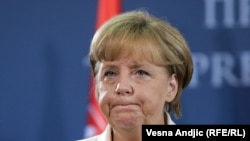 Many believe German Chancellor Angela Merkel has been reluctant to act decisively partly because her governing coalition has suffered a string of defeats in key regional elections this year.