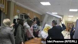 Выборы в Чувашии