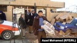 مهاجرون الى السليمانية(من الارشيف)