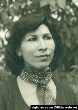 عالیه ممدوح، نویسنده زن عراقی ساکن پاریس