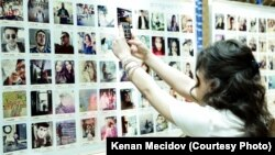 Azerbaijan -- Instagram exhibition #Magnebition, 12May2014