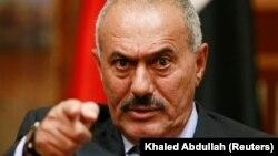 Bivši jemenski predsednik Ali Abdulah Saleh