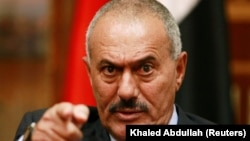 Ish-presidenti i Jemenit, Ali Abdullah Saleh.