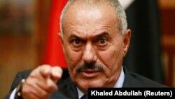 علی عبدالله صالح رییس جمهور سابق