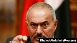 Әли Абдалла Салех, Йеменнің бұрынғы прзеиденті.