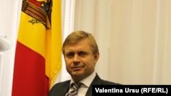 Valeriu Chiveri, ambasadorul la Viena al R. Moldova