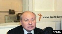 Егор Гайдар в студии Радио Свобода, 25 марта 2009