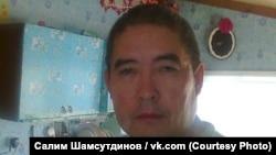 Салимжан Шамсутдинов, отец Рамиля Шамсутдинова, приговоренного к 24,5 годам за расстрел сослуживцев
