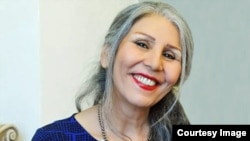 Iran -- Mahvash Sabet, member of Baha'i group, arrested in Tehran on 24May2008, undated