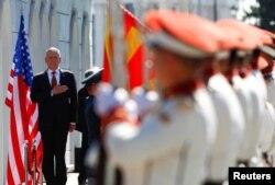 Matis je u prvoj posjeti Makedoniji kao ministar odbrane