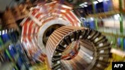 Суперпроводящие магниты - основа коллайдера