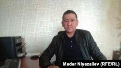 Эсенбек Арзыев.