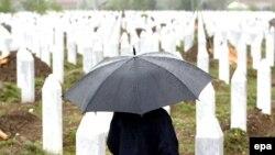 1995-ci ildə öldürülən 8 minədək müsəlmanın xatirəsinə matəm mərasimi keçirilib