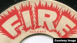 Логотип звукозаписывающей фирмы Fire Records