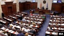 Засідання парламенту Македонії, ілюстраційне фото