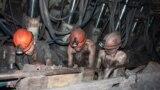 Ілюстративне фото. Гірники на шахті в Новогродівці Донецької області, 2013 рік