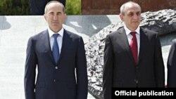 Բակո Սահակյան և Ռոբերտ Քոչարյան, արխիվ