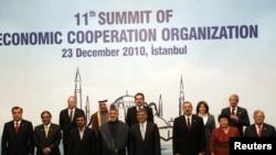 Ստամբուլում մեկնարկել է նտեսական համագործակցության կազմակերպության 11-րդ գագաթաժողովը