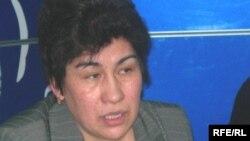 Министр образования и науки Казахстана Куляш Шамшидинова.