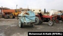 ازمة النفط الابيض في الموصل