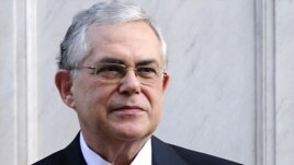 New Greek Prime Minister Lucas Papademos
