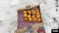 При нулевой температуре мандарины могут сохряняться достаточно продолжительное время