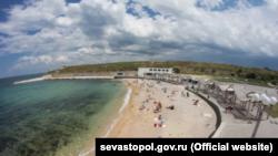 Пляжі в Севастополі