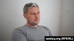 Вячеслав Абрамов, генеральный директор издания Vlast.kz. Алматы, 19 августа 2020 года.
