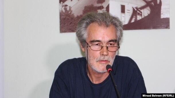 Viktor Ivančić, Mostar, foto: Mirsad Behram