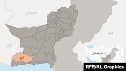 Белуджистан – найбільша та найбільш неспокійна провінція Пакистану