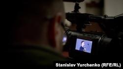Snimanje filma, ilustrativna fotografija