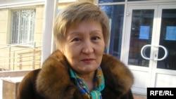 Raushan Esergepova