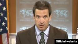 مارک تونر، سخنگوی وزارت خارجه آمریکا