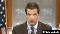 Директор пресс-службы Госдепартамента США Марк Тонер