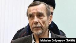 Бакъонашларъярхо Пономарев Лев