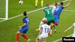 Fransa-İslandiya oyunu