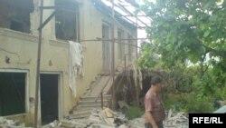 Грузинский беженец, 9 июля 2009