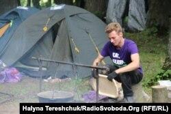 Волонтерський табір