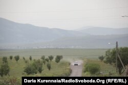 Дорога из Ниноцминды