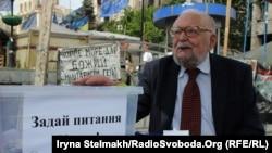 Учасник ініціативи «Першого грудня» Мирослав Попович