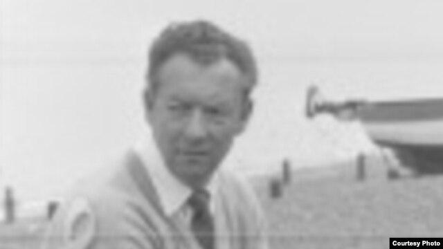 Benjamin Britten. Photo: (c) Brian Seed/Lebrecht  Music&Arts