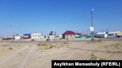 В селе Боген Кызылординской области. 21 июля 2018 года.