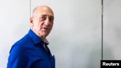 Екс-прем'єр-міністр Ізраїлю Егуд Ольмерт