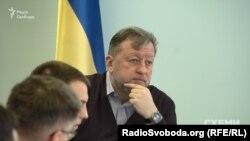 Віктор Шемчук, заступник голови Кваліфікаційно-дисциплінарної комісії прокурорів
