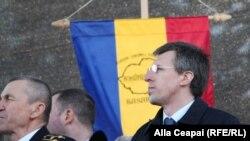 Dorin Chirtoacă la Marea Adunare Centenară de la Chișinău la 25 martie 2018