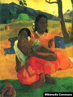 Paul Gauguin. Nə vaxt ərə gedəcəksən?
