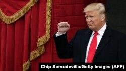 Инаугурацијата на Трамп.